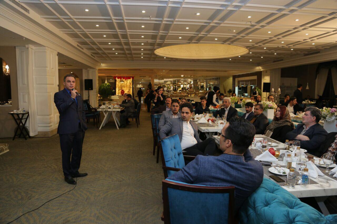گردهمایی خانواده بزرگ اکسترا در تهران